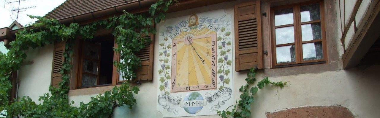 Gîte AU CADRAN SOLAIRE  - 11 rue des Vignerons